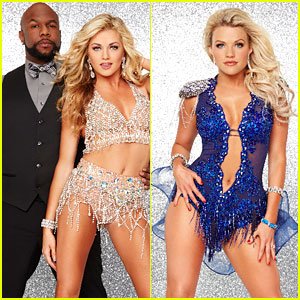 Wanya Morris & Lindsay Arnold Paso Doble with Witney Carson for DWTS Trio Dance (Video)