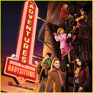 Watch The First 10 Minutes from Disney Channel's 'Adventures in Babysitting'!