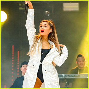 Ariana Grande Responds to Recent Tragedies on Twitter After Performing at Summertime Ball