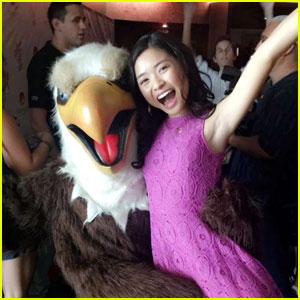 Ashley Liao Brings 'Jessica Darling's It List' Fun to JJJ's Snapchat!