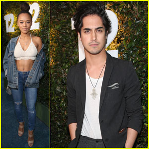 Avan Jogia Looks Brooding at E3 Kickoff Party!