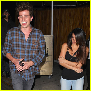 Charlie Puth Has a 'Fun Night' at the Nice Guy