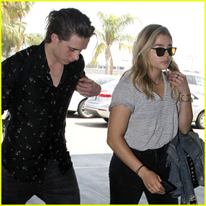 Chloe Moretz Says Brooklyn Beckham Helps Put Things Into Perspective