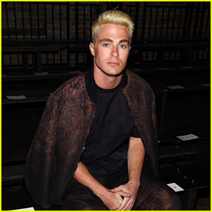 Colton Haynes Reflects on New York City Memories