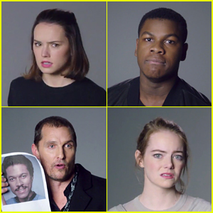 Daisy Ridley Reimagines 'Star Wars' Audition With John Boyega in 'SNL' Clip - Watch!