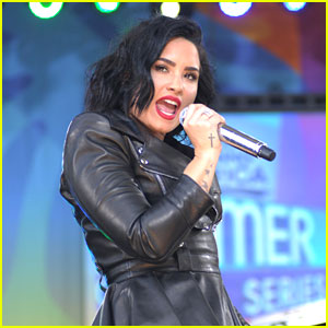 Demi Lovato Says She Might Bring Some Country To Her Next Album