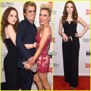 Elizabeth Gillies Premieres 'SDRR' Season Two in NYC