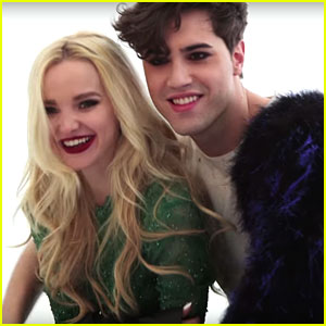 Dove Cameron & Ryan McCartan Drop 'Make You Stay' Video Sneak Peek