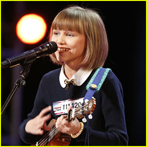 AGT Star Grace VanderWaal Dishes On The Reactions She's Getting From Her Audition