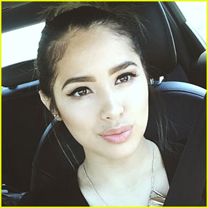 Jasmine V Breaks Down Her Beauty Look from the Padres Game