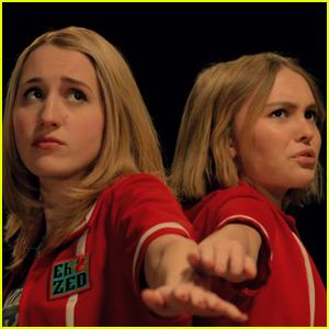 Lily-Rose Depp & Harley Quinn Smith Fight Evil Bratwurst in 'Yoga Hosers' Trailer - Watch It!