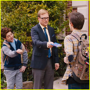Griffin Gluck Starts A Revolt Against the Principal in New 'Middle School' Trailer