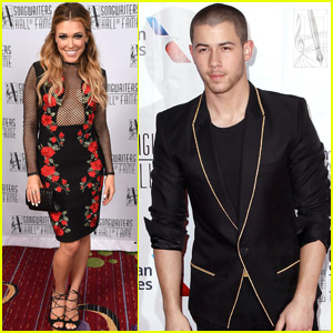 Nick Jonas Honored at Songwriters Hall of Fame Awards Gala in NYC