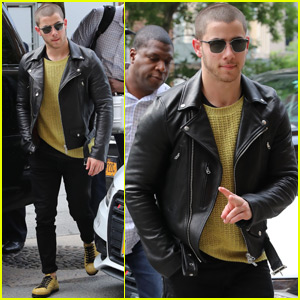 Nick Jonas Thinks Creating Music is Better Than Therapy