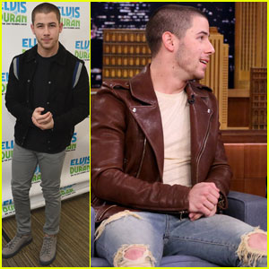 Nick Jonas Tells Super Embarrassing Story on 'Fallon Tonight' - Watch Now!