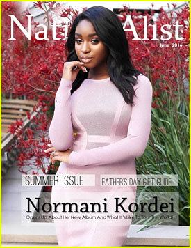 Normani Kordei Would Love to Collaborate With Sia
