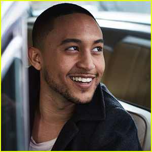 Tahj Mowry Is So Thankful For His Teen Choice Awards Nominations
