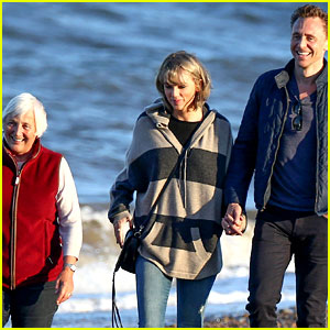 Taylor Swift Won Over Boyfriend Tom Hiddleston's Mom!