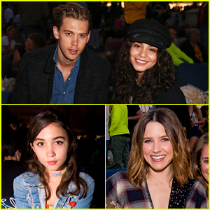Vanessa Hudgens Brings Austin Butler to 'Mean Girls' Summer Movie Screening!