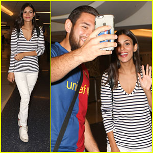 Victoria Justice Returns From Memorial Day Mexican Trip