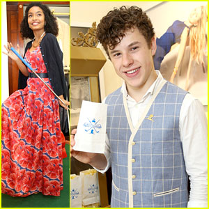 Yara Shahidi & Nolan Gould Play Mini-Golf To Raise Monies For St. Jude