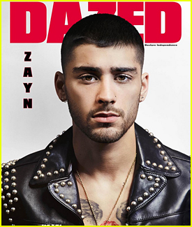 Zayn Malik Talks Life After One Direction in 'Dazed' Cover Story