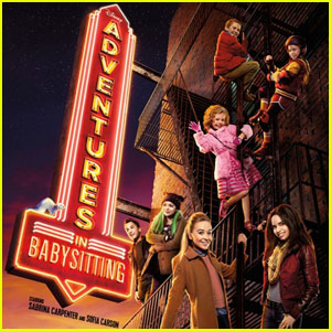 'Adventures in Babysitting' Named #1 TV Movie of 2016
