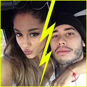 Ariana Grande Calls It Quits With Boyfriend Ricky Alvarez