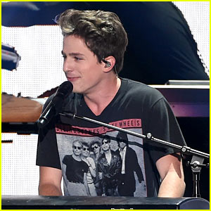 Charlie Puth Wows Crowd with 'We Don't Talk Anymore' Performance at Teen Choice Awards 2016! (Video)