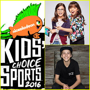 Game Shakers' Cree Cicchino, Madisyn Shipman & Jagger Eaton To Participate in Kids' Choice Sports Awards! (Exclusive)
