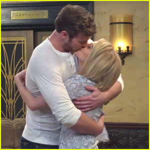 Riley & Danny Reunite With Amazing Kiss on 'Baby Daddy' - Watch Here!