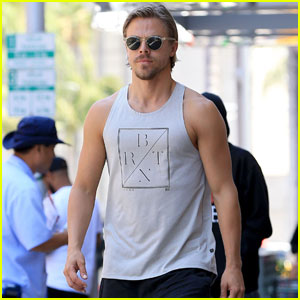 Derek Hough & Julianne To Host Move Interactive Event Tomorrow!