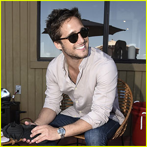 Diego Boneta Dishes About Next Movie 'Titan'