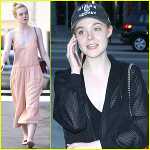 Elle Fanning Admits 'Neon Demon' Is An Exaggerated Truth About The Modeling World