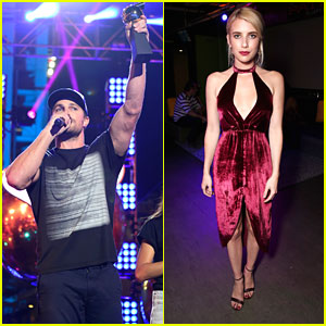 Stephen Amell Accepts 'Ship Of The Year' For Olicity at MTV Fandom Awards 2016