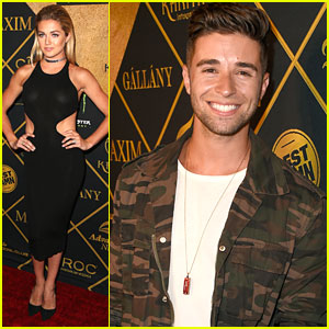 Jake Miller Announces 'Overnight' Release Date After Maxim Hot 100 Party with Lindsay Arnold