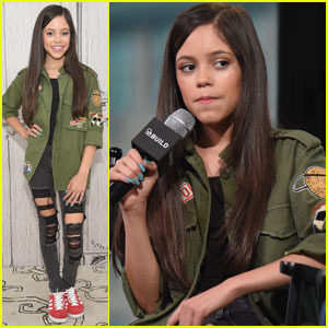 Jenna Ortega Spends Fourth of July in Central Park With Her Pup!