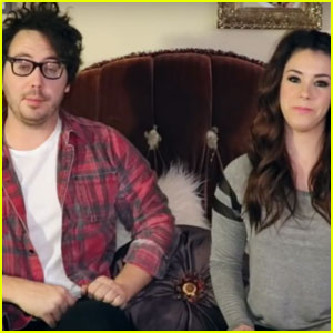 Jillian Rose Reed & Marty Shannon Cover Mike Posner's 'I Took a Pill in Ibiza' - Watch Now!