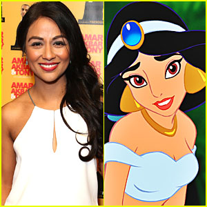 Galavant's Karen David To Play Princess Jasmine on 'Once Upon A Time'
