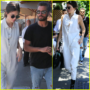 880e5dcdc42 Kendall Jenner   Scott Disick Cruise to Beverly Hills For Lunch