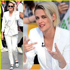 Kristen Stewart Imagines the Perfect Female James Bond Scenario