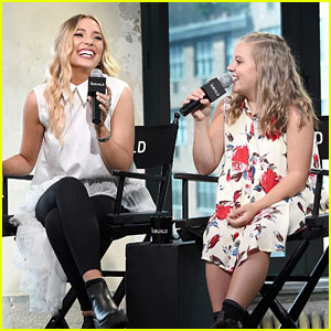 Lennon and Maisy Dish On Getting Cast on 'Nashville' & 'Second Mom' Connie Britton