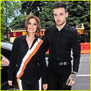Liam Payne Takes His Girlfriend Cheryl to Dinner on Her Birthday!
