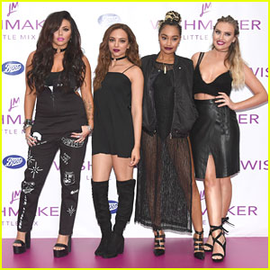 Little Mix Launch New Perfume 'Wishmaker'