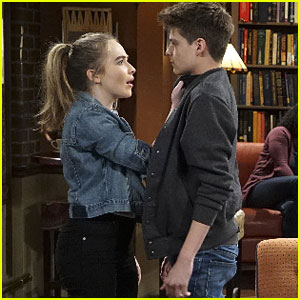 Maya Turns Back To Her Bad Side On 'Girl Meets World' Tonight