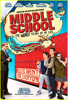 Isabela Moner's New Movie 'Middle School' Gets New Poster & Pics!