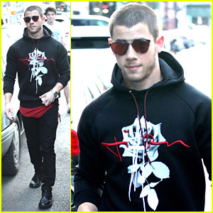 Nick Jonas Gushes Over His Friendship With Demi Lovato