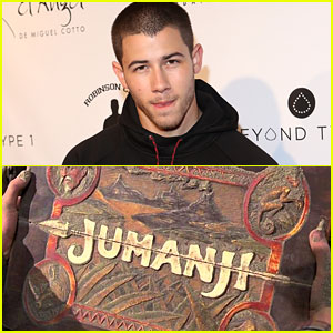 Nick Jonas Could Join The 'Jumanji' Remake Movie