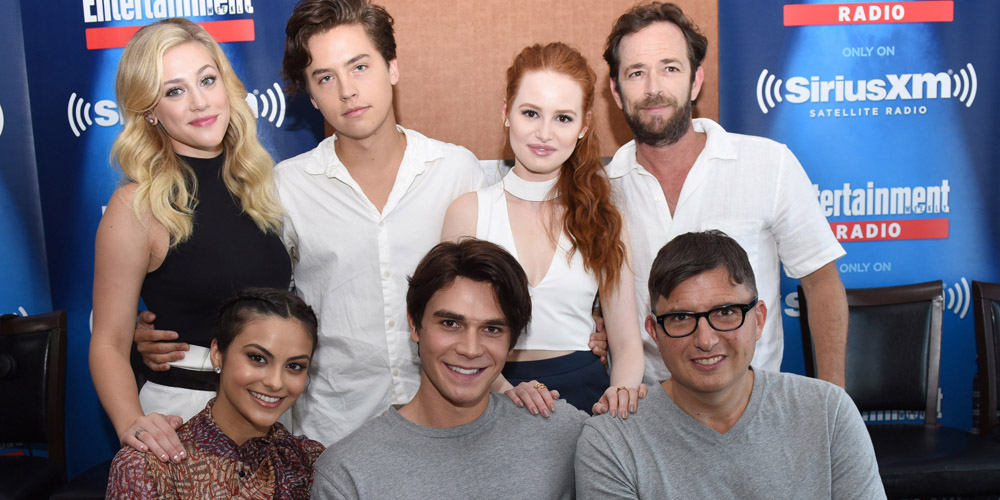 Image result for riverdale comic con