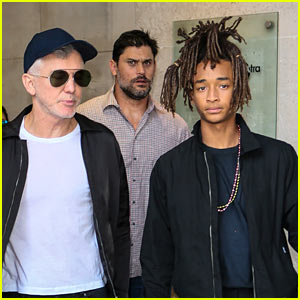Jaden Smith Hopes His Fashion Risks Will One Day End Bullying